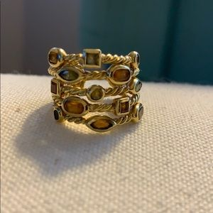 David Yurman confetti ring